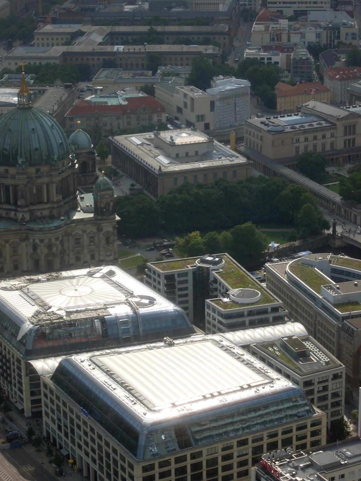 Berlin und nochmalsBerlin